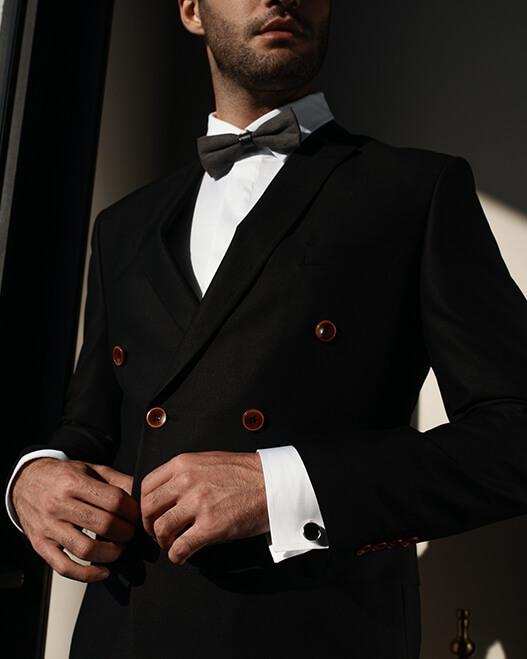 קולקציית בגדי חתן קורלאני