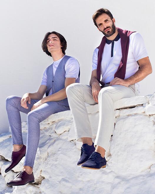 חליפות הוגו בוס וקורליאני
