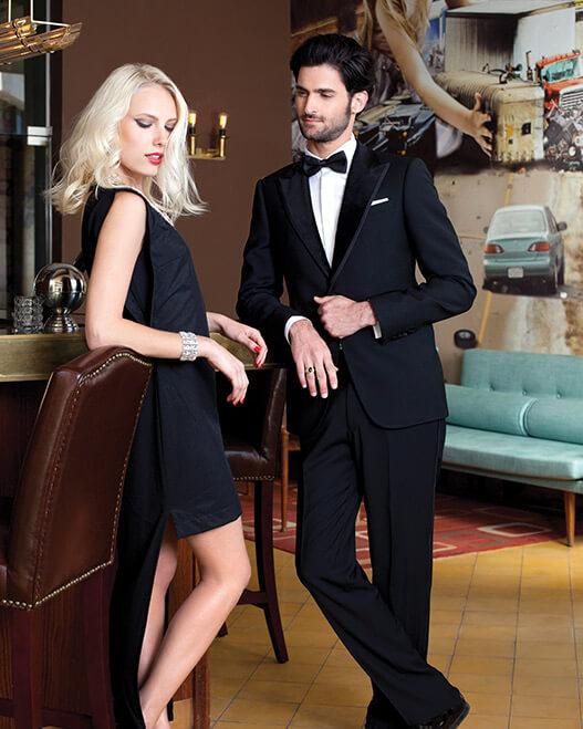 חליפות חתן של המותג קורליאני