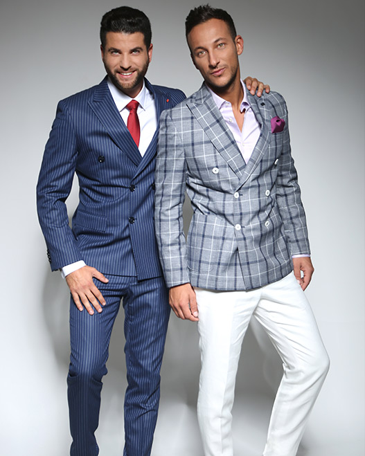 חליפות קורליאני