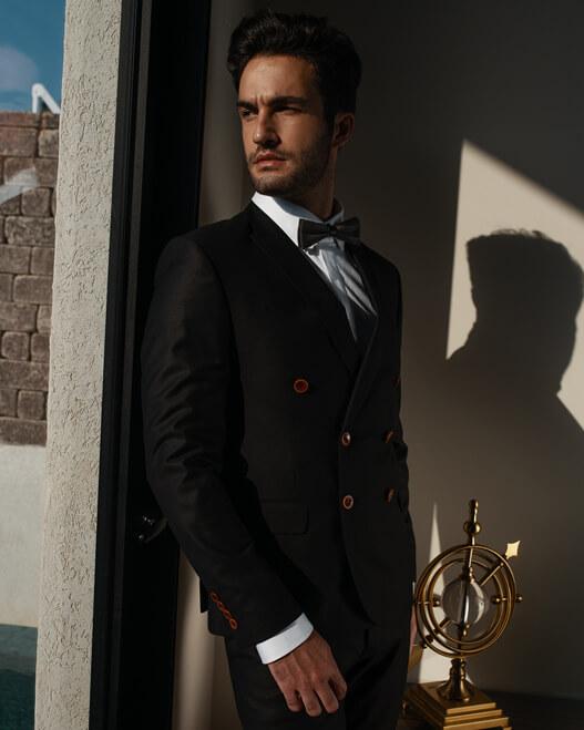 חליפת חתן מעוצבת קורליאני