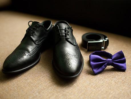 נעליים ופפיון ללבוש קלאסי | אופנת סגל