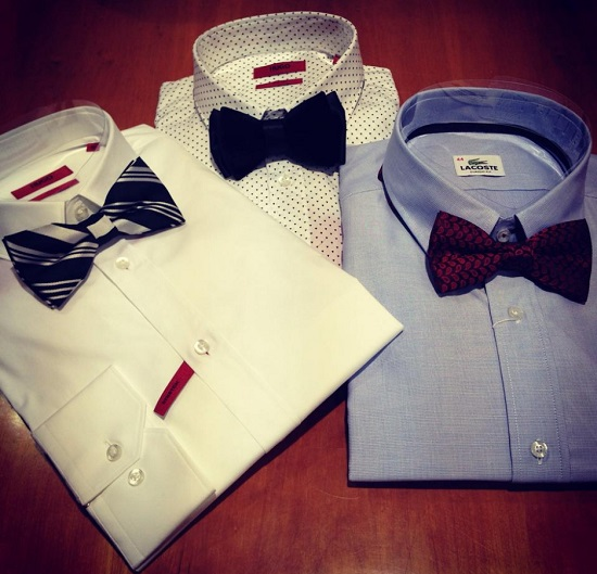 חולצות LACOSTE