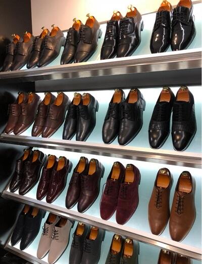 נעלי חתן - אופנת סגל