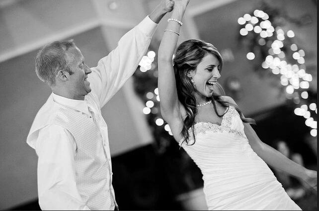 רעיונות לחתונה מיוחדת - הריקוד