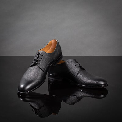 נעלי אלגנט שחורות לחתונה