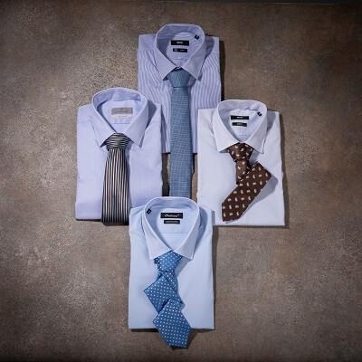 עניבות מיוחדות לגברים