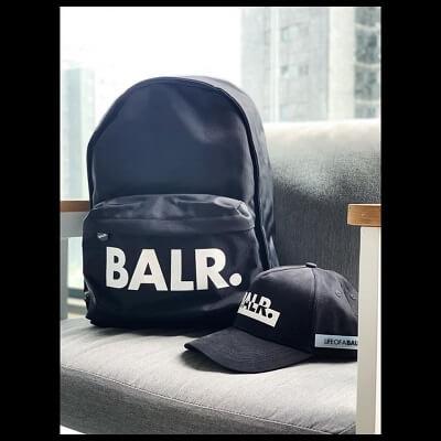 תיק וחולצה BALR