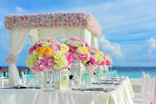 עלות חתונה בקיץ
