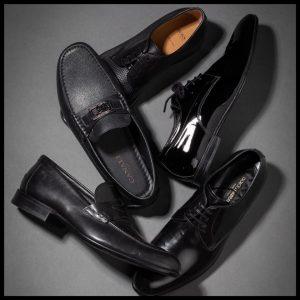 נעלי אלגנט שחורות