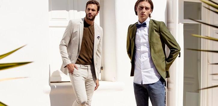 חליפות לגברים מותגים