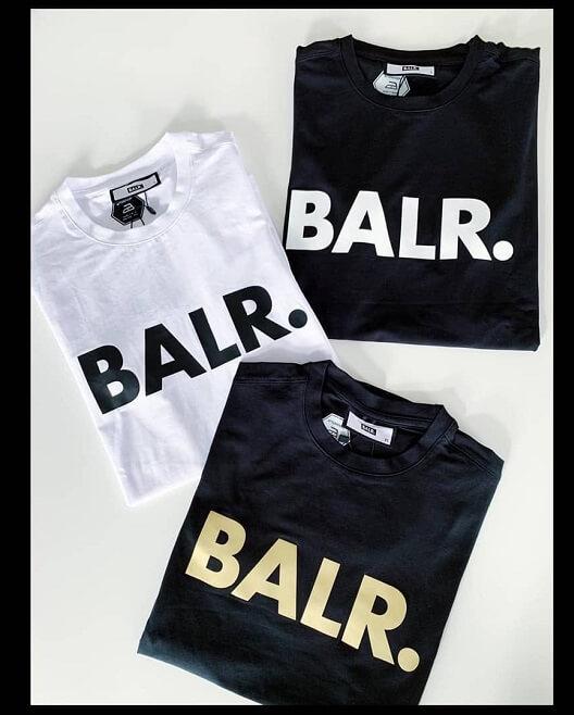 חולצות טי שירט BALR
