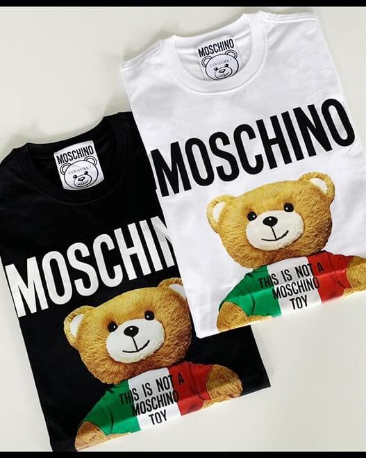 חולצות T SHIRT מוסקינו