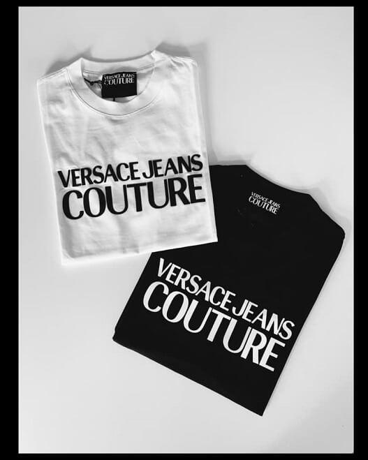 חולצת יוקרתית של המותג VERSACE JEANS COUTURE לגבר